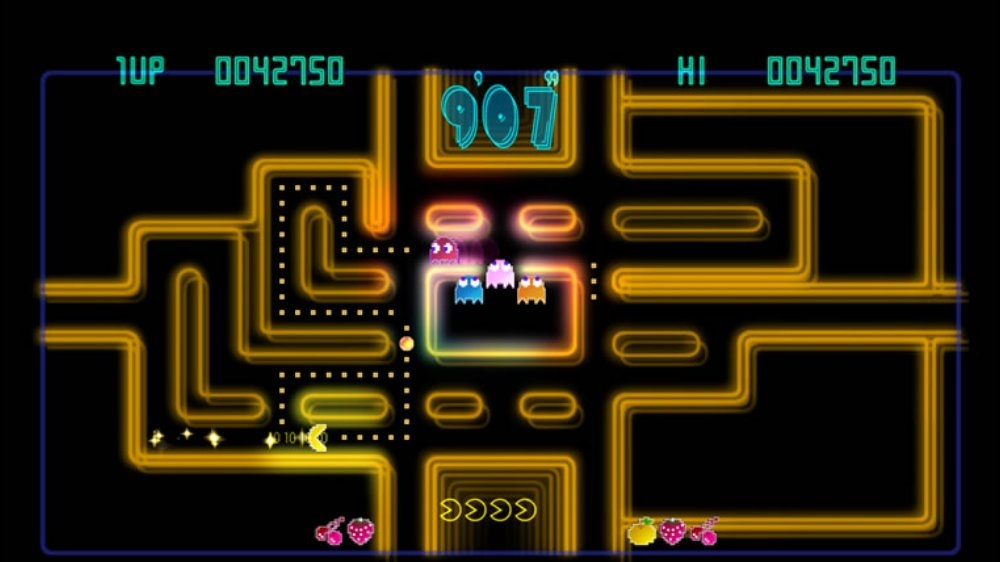Image from Pac-Man C.E.