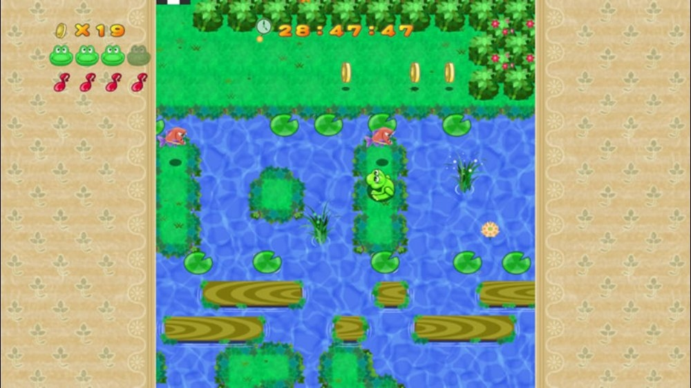 Image from Frogger® 2