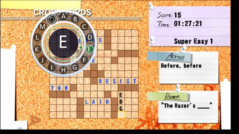 Image from Coffeetime Crosswords™