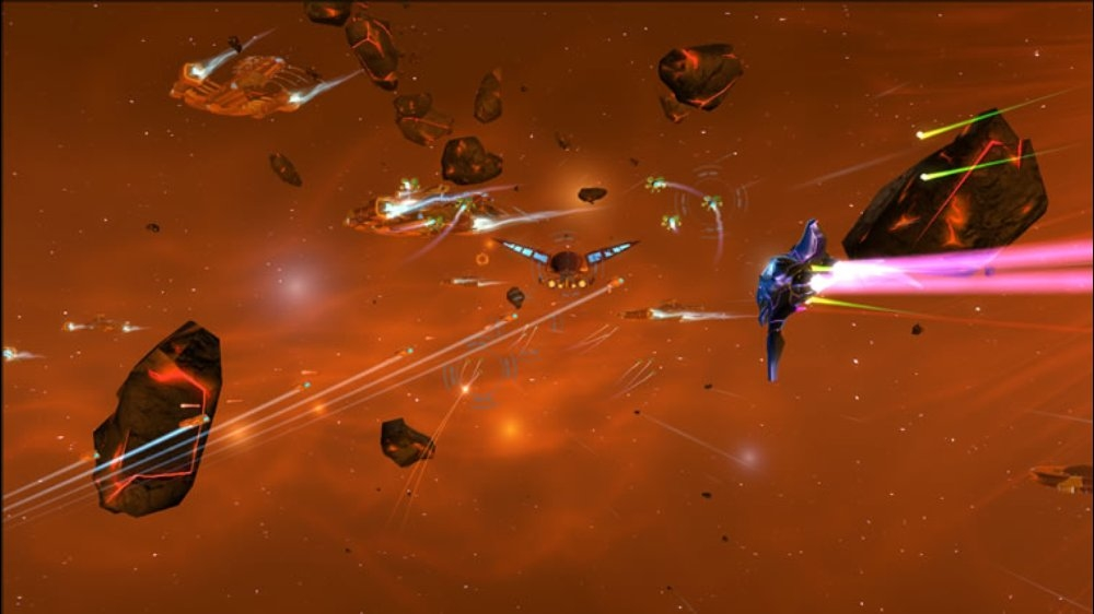 Image from Aces of the Galaxy