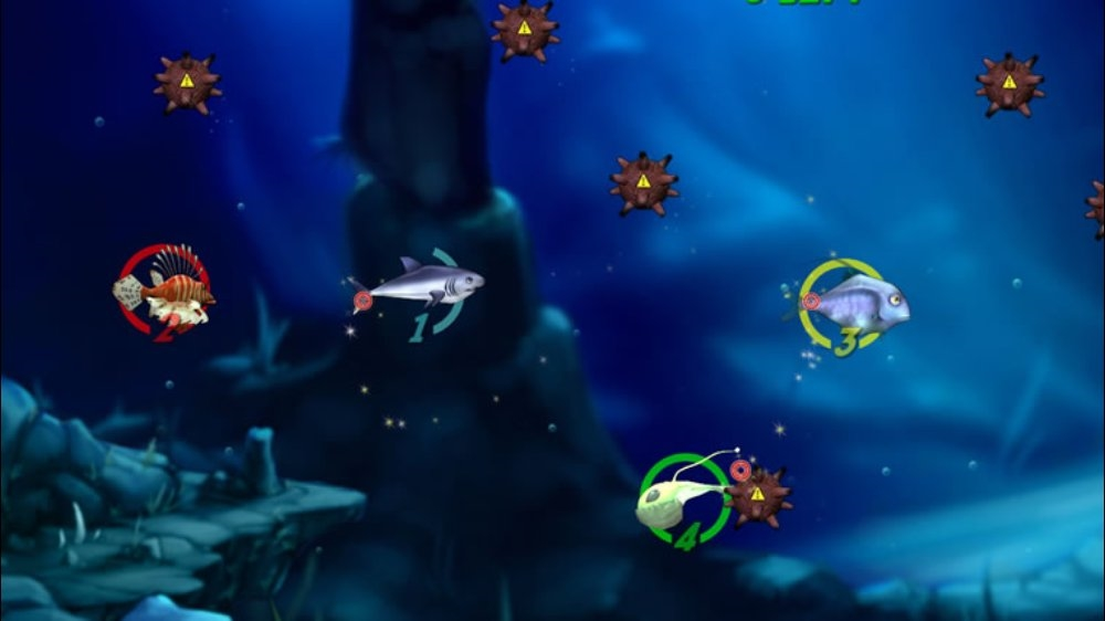 Image from Feeding Frenzy 2