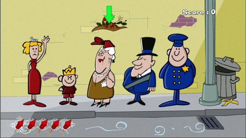 Image from Rocky and Bullwinkle