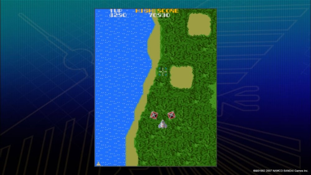 Image from XEVIOUS