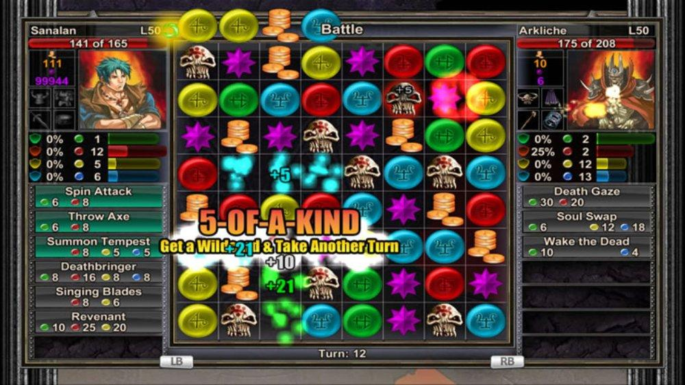 Image from Puzzle Quest