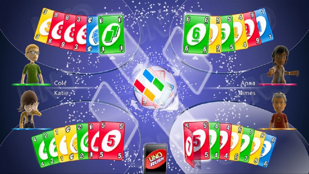 Image from UNO RUSH
