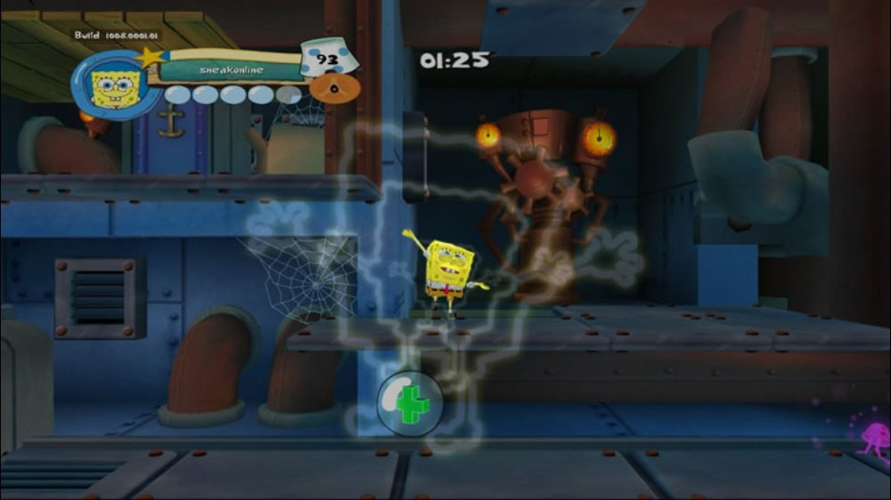 Image from SpongeBob UnderPants!