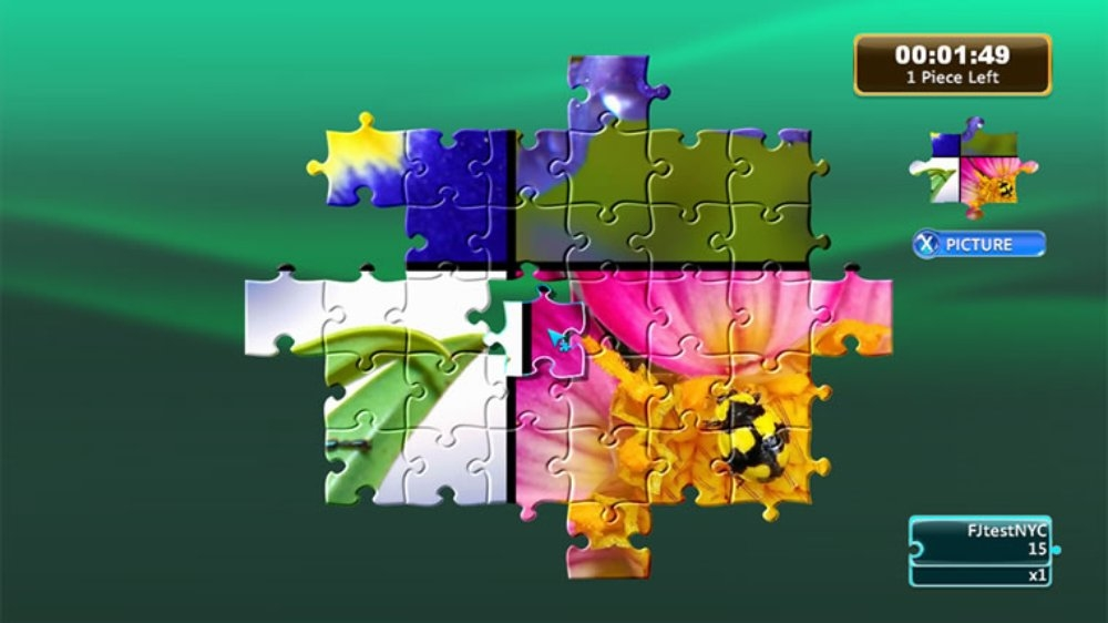 Image from Puzzle Arcade