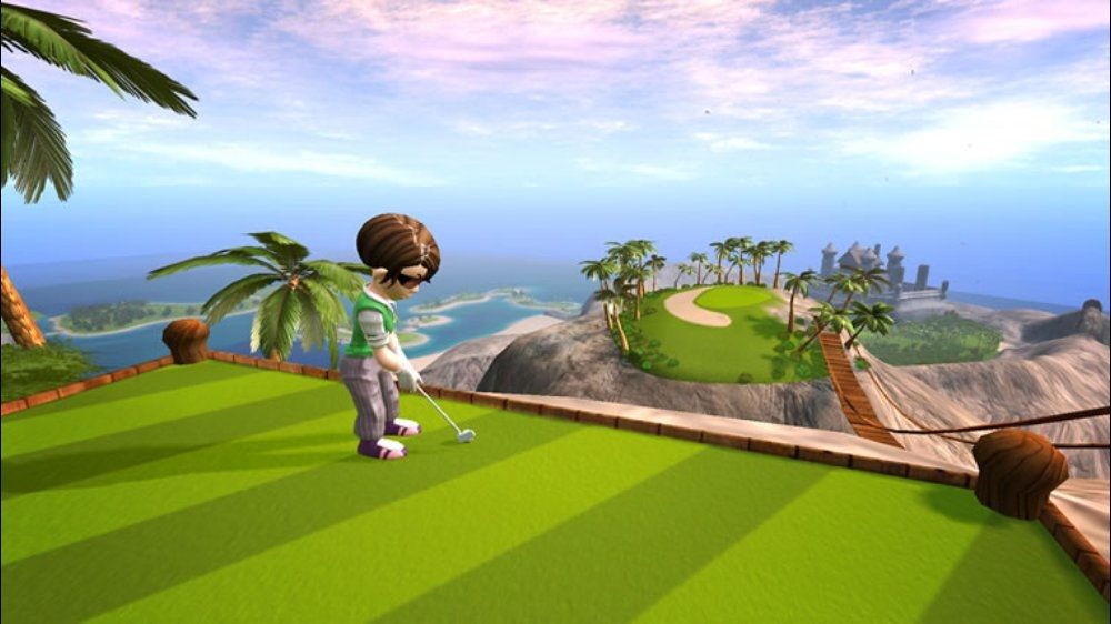 Image from Golf: Tee It Up!