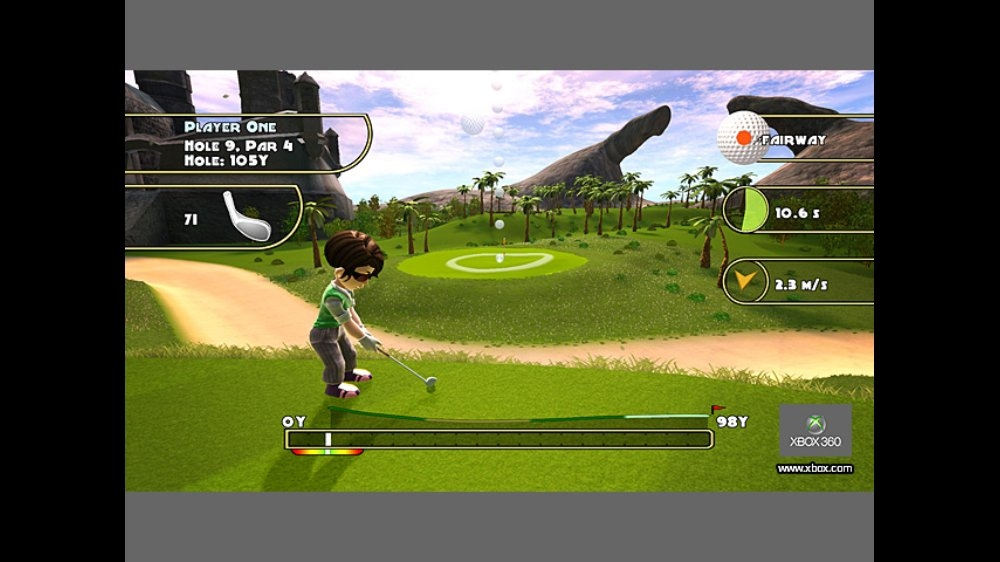 Golf: Tee It Up! のイメージ