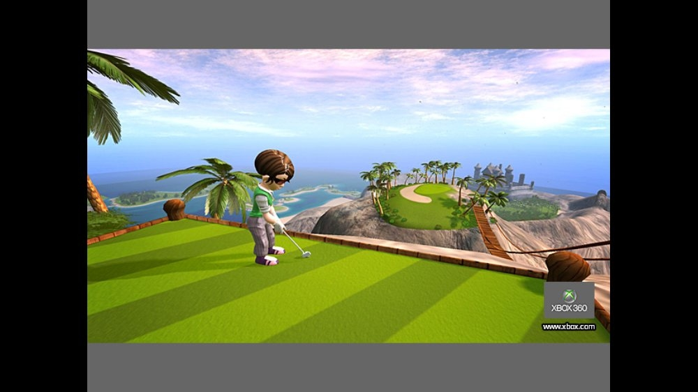 Golf: Tee It Up! のイメージ