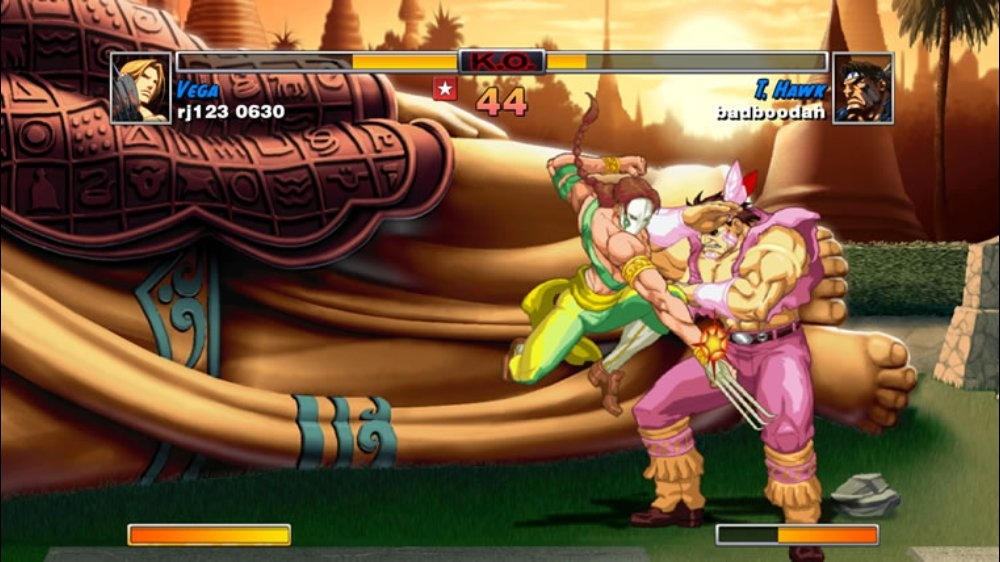 Image from SuperStreetFighter2THD