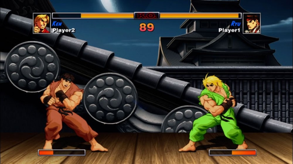 Immagine da SuperStreetFighter2THD