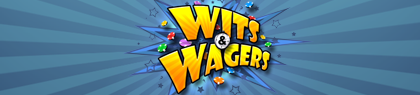 Wits & Wagers Banner