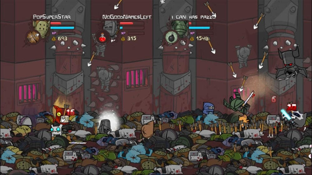 Image from Castle Crashers