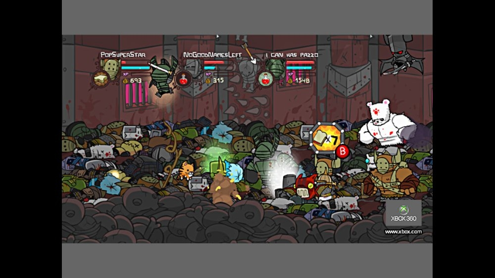 Castle Crashers のイメージ