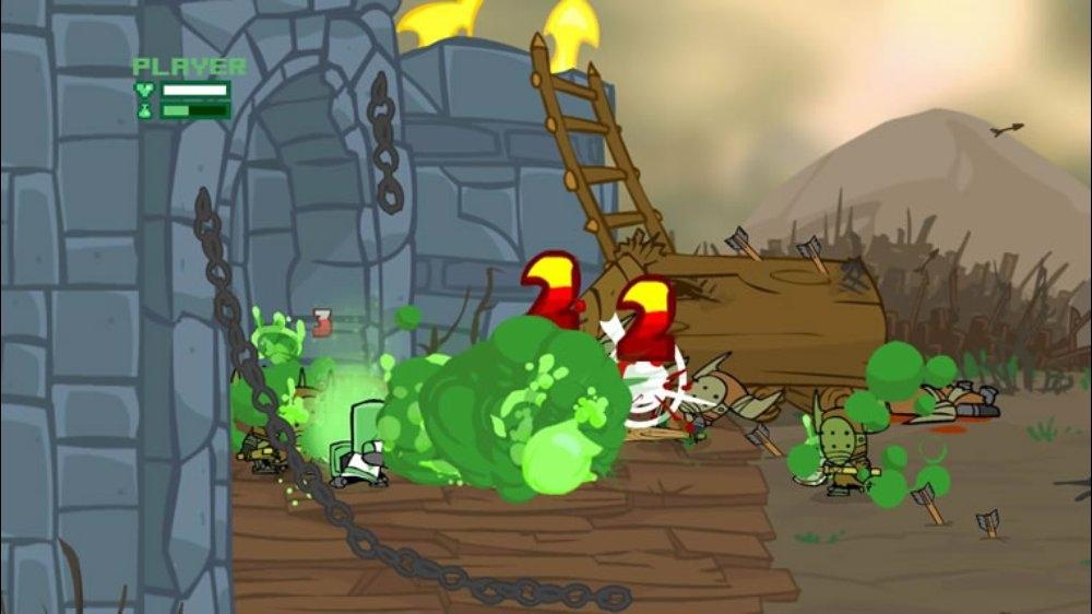 Imagem de Castle Crashers