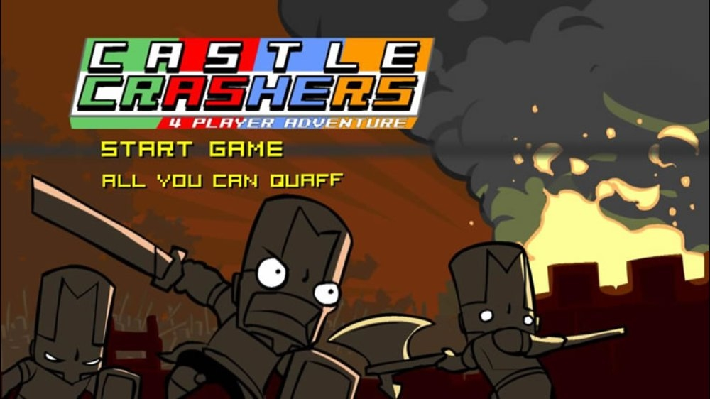 Изображение из Castle Crashers