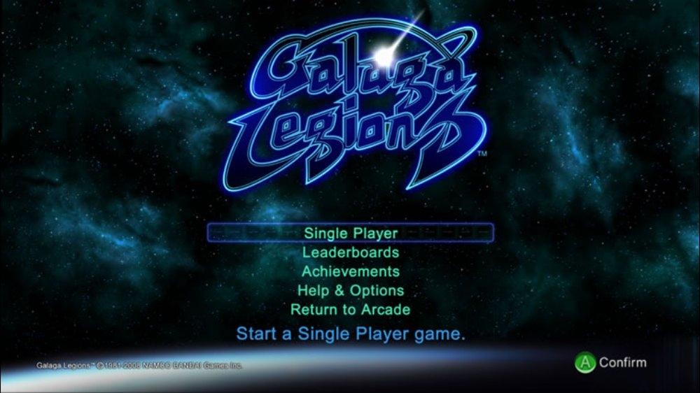 Imagen de Galaga Legions
