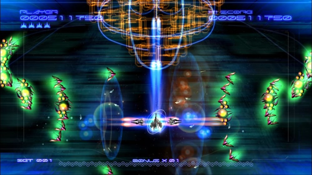 Image from Galaga Legions