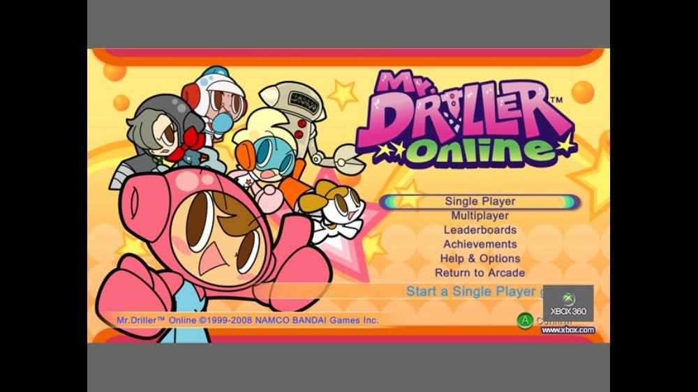 Mr. DRILLER Online の画像