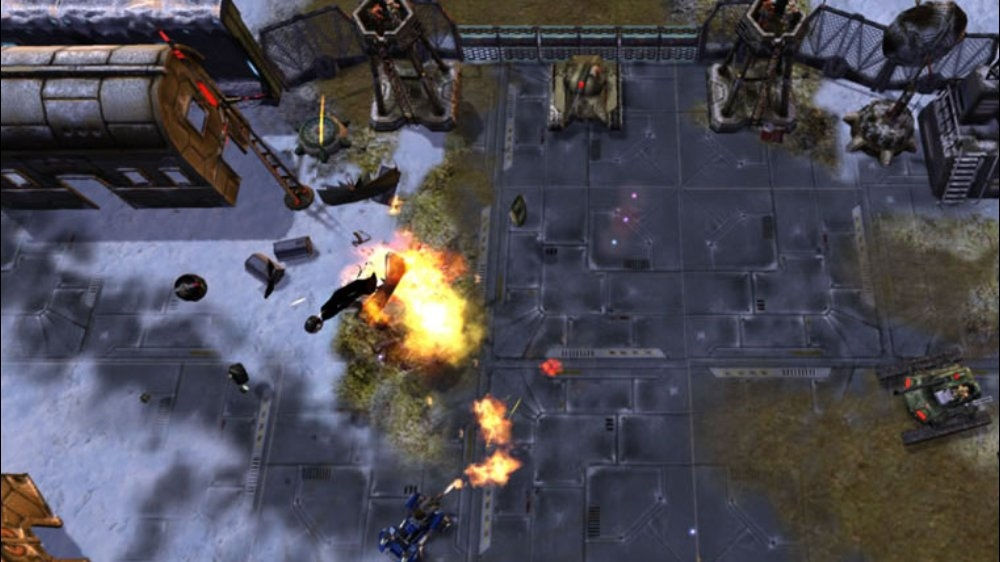 Image from Assault Heroes 2