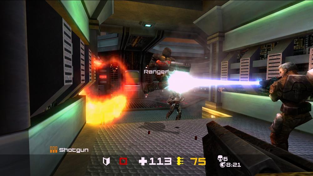 Imagen de Quake Arena Arcade