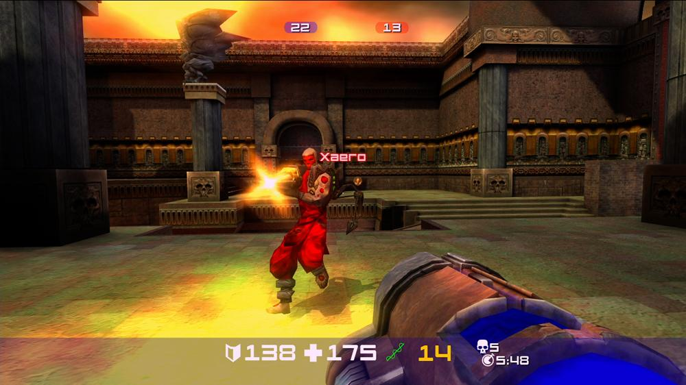 Image from Quake Arena Arcade