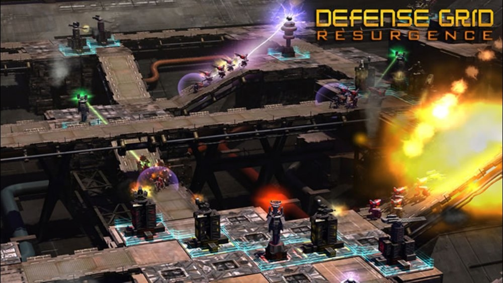 Imagem de Defense Grid