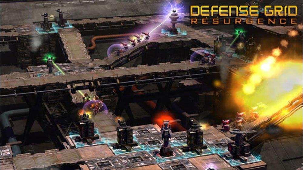 Imagen de Defense Grid