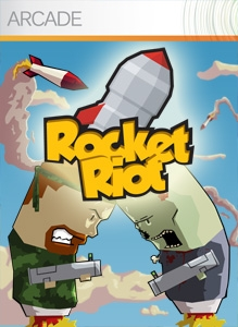 Rocket Riot Announcement