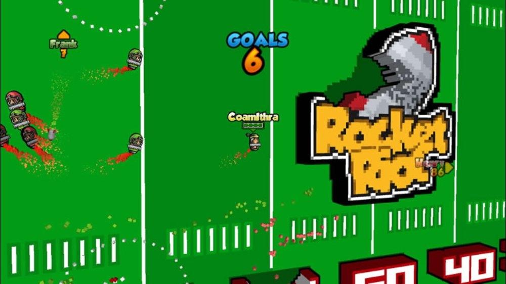 Obraz z Rocket Riot