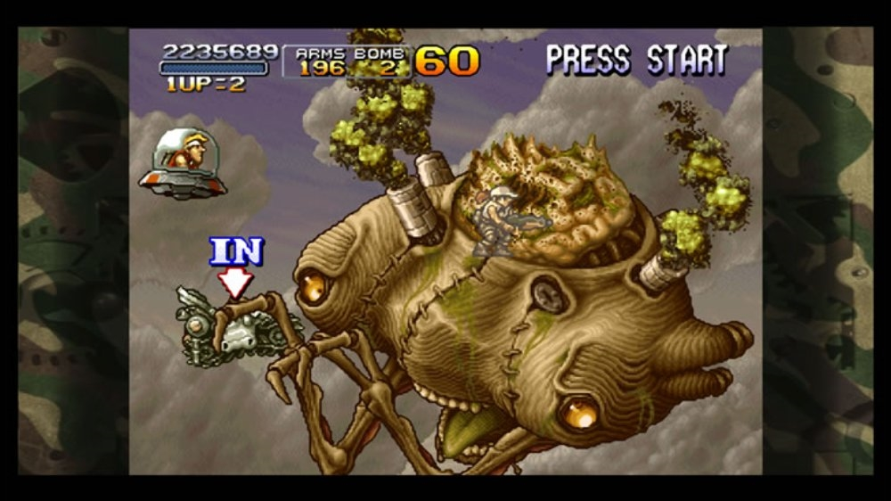 Image from Metal Slug 3