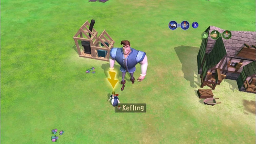 A Kingdom for Keflings のイメージ