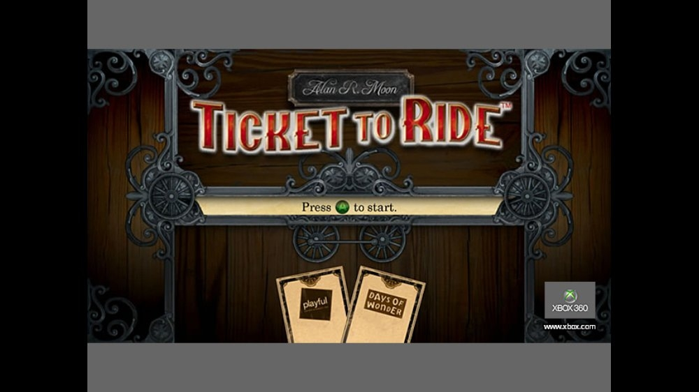 Ticket to Ride™ のイメージ