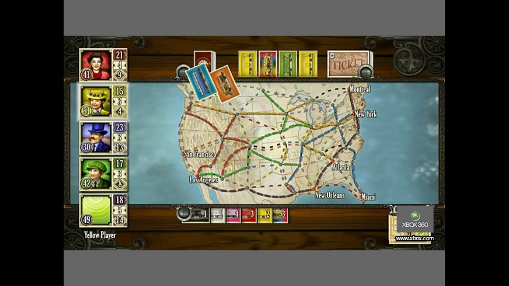 Ticket to Ride™ の画像