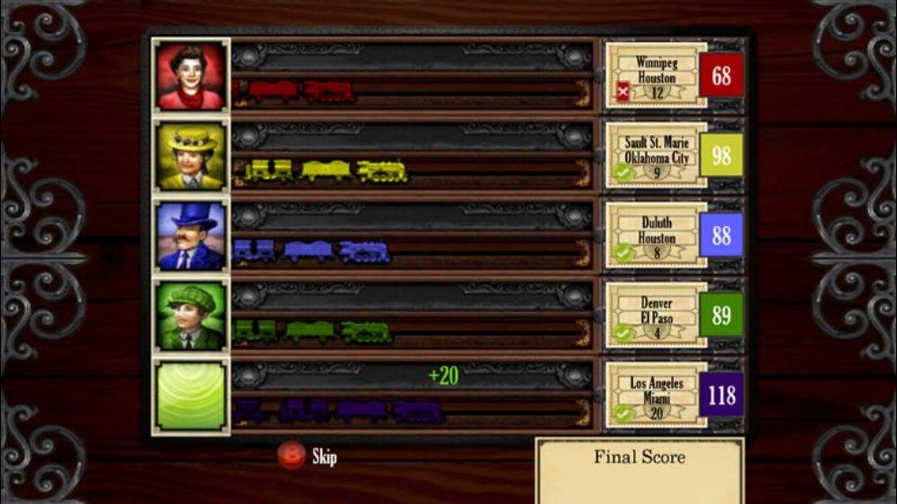 Imagen de ¡Aventureros al tren!™