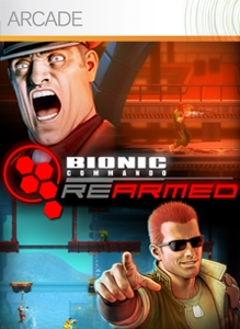 Bionic Commando Rearmed Picture Pack