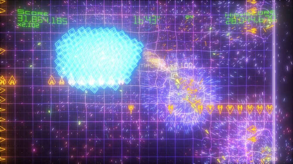 Image de Geometry Wars Evolved²