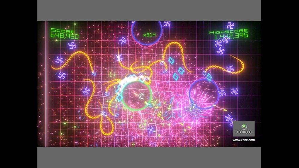 Geometry Wars Evolved² のイメージ