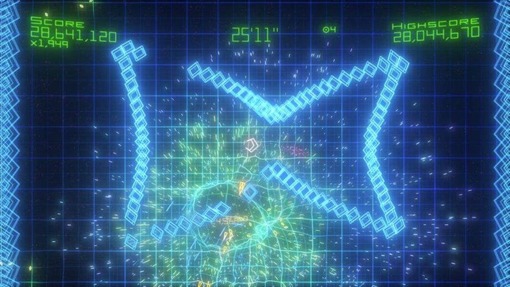 Imagem de Geometry Wars Evolved²