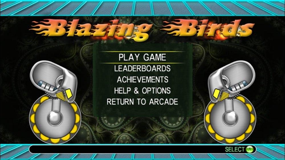 Imagen de Blazing Birds
