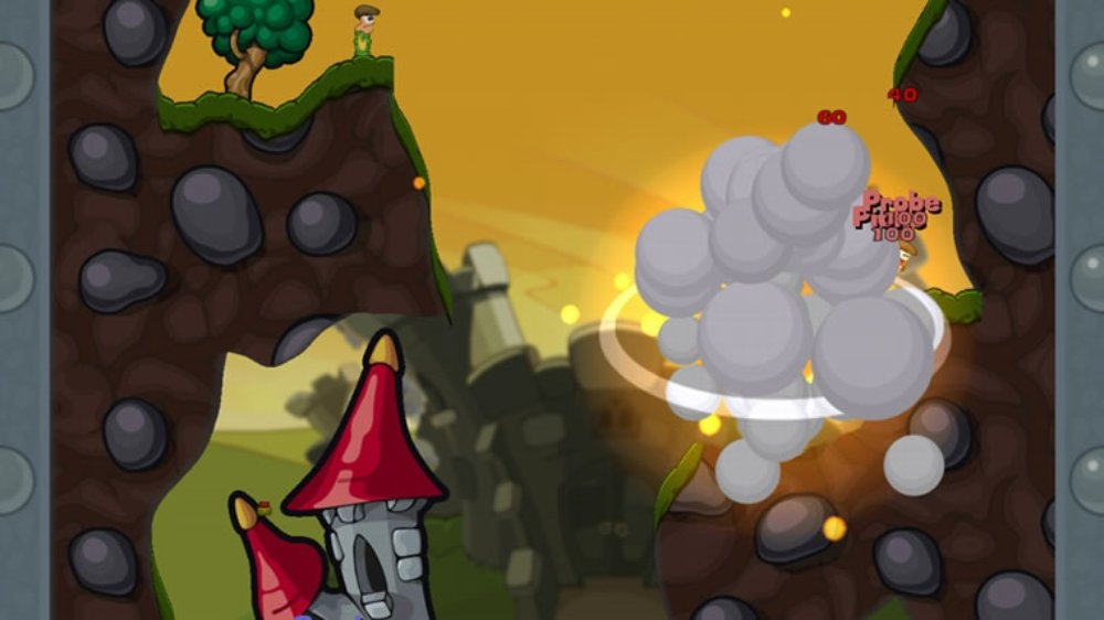 Image from Worms 2: Armageddon