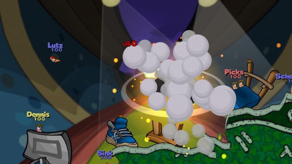 Worms 2: Armageddon のイメージ
