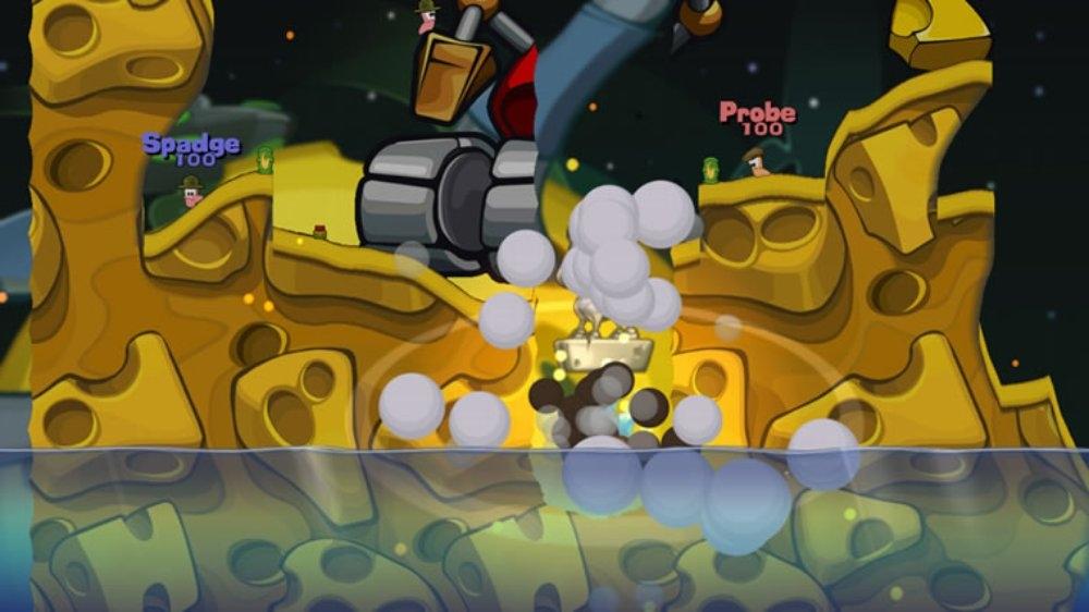 Obraz z Worms 2: Armageddon