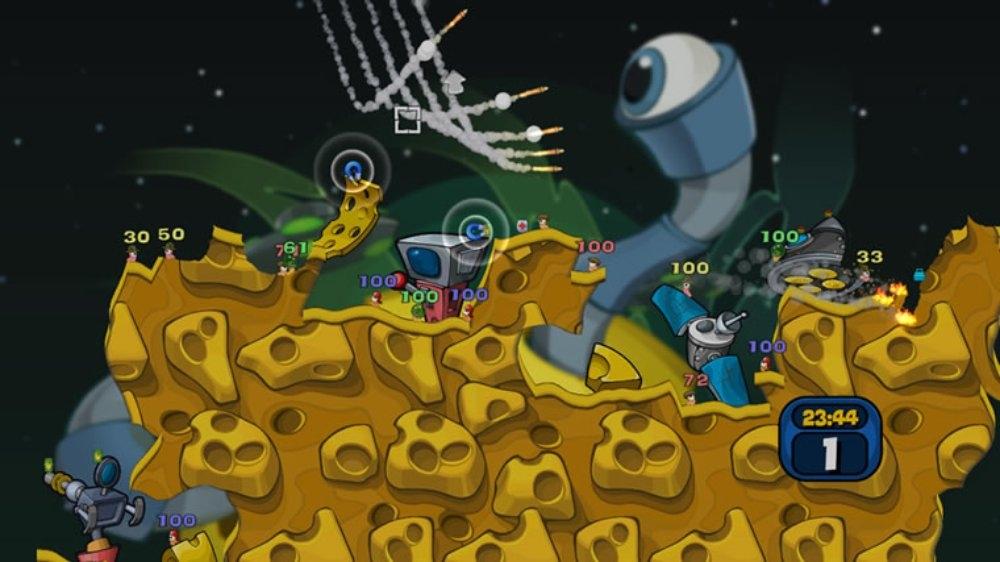 Imagem de Worms 2: Armageddon