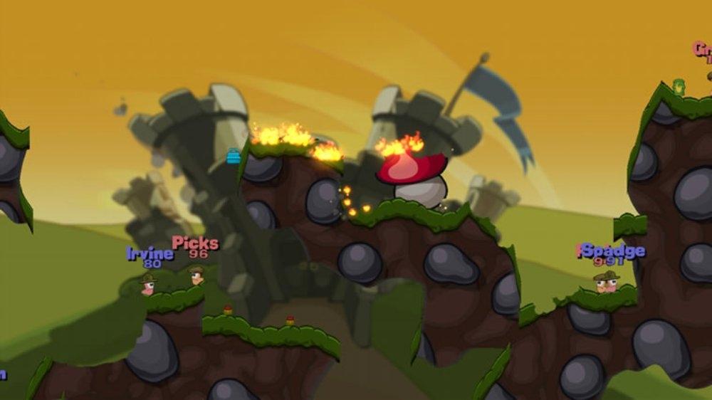 Изображение из Worms 2: Armageddon