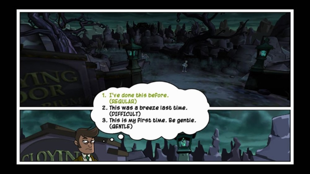 Image from Penny Arcade Episode 2