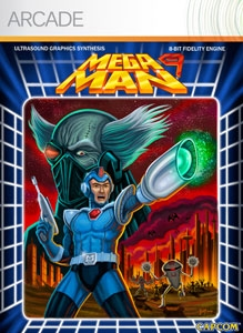 Mega Man 9 Gamer Picture Pack 3