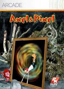 Axel et Pixel Hiver Thème