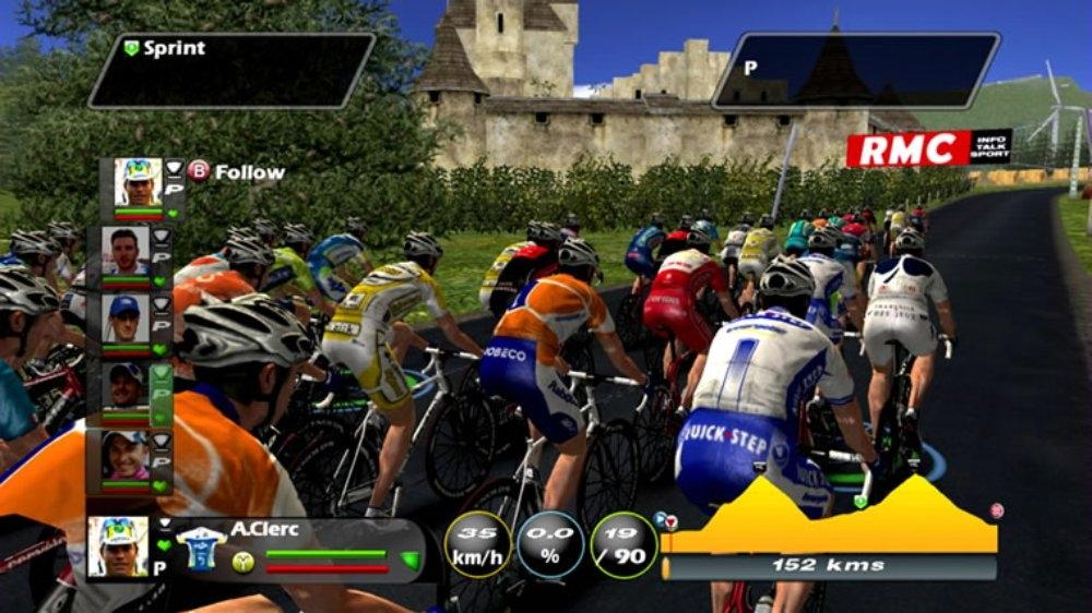 Bilde fra Tour de France 2009